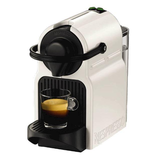 Krups XN1001 Inissia Nespresso Kapselmaschine für 40,90€ (statt 55€) inkl. 40€ Nespresso Guthaben (Kapseln & Zubehör)