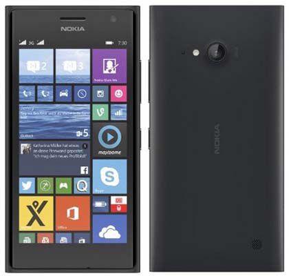 Nokia Lumia 730 Dual Sim Smartphone   4,7 Zoll, 1,2GHz, Windows 8.1 für 143€ + 25,35€ in Superpunkten