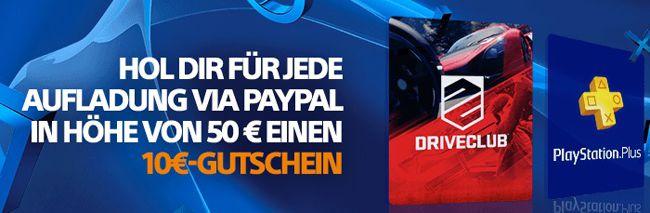 60€ Sony Entertainment Network Guthaben für 50€