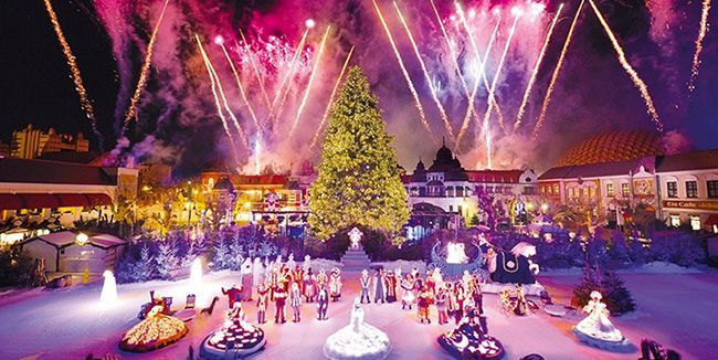 "Phantasialand Wintertraum Tagesticket pro Person ""Phantasialand Wintertraum"" ab 29€ (statt 39,50€)"