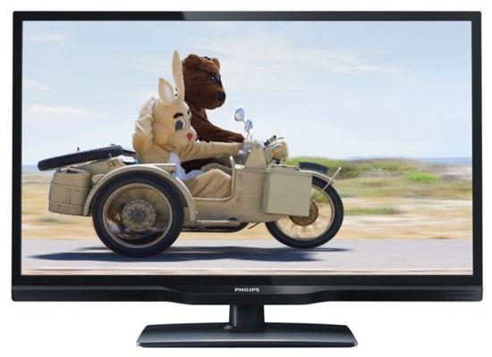 Philips 22PFH4109   kleiner 22 Zoll Full HD Fernseher mit DVB T/ C für 139€