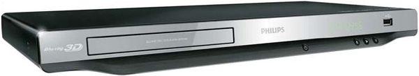 Philips BDP3280 3D Blu ray Player mit DivX Wiedergabe und USB für 69,90€