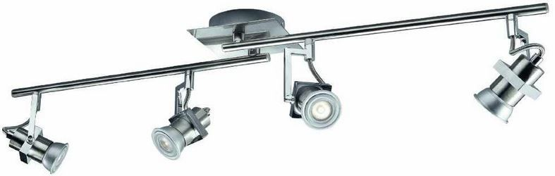 Philips Massiver Philips Massive Poppy 4569241710   LED Spotbalken Stahl gebürstet statt 85€ für 31,40€