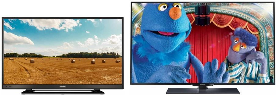 Philips 50PFK4509/12   50 Zoll Smart TV bei den14 Amazon Blitzangeboten