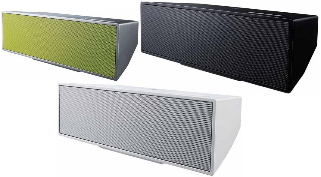 Pioneer XW BTSA1   Kabelloser Bluetooth Lautsprecher in 2 Farben für je 59€