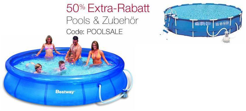 Bestway 57112   Fast Set Pool 366 x 76 cm mit Pumpe nur 30,71€   dank Amazon 50% Rabatt auf ausgewählte Pools und Zubehör   Update