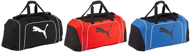 Puma Team Cat Large Sporttasche für 17,99€