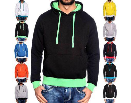 R Neal Kapuzen Hoodie in verschiedenen Farben für jeweils 18,95€