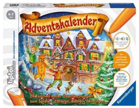Ravensburger Tiptoi Adventskalender für nur 11,99€