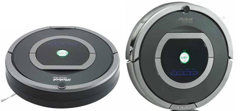 Robosauger iRobot Roomba 785   Staubsaugerroboter auch für Tierhaare statt 505€ für 408,90€