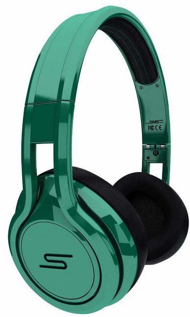 SMS Audio SMS ONWD GRN 5L 50   Wired Street On Ear Kopfhörer für 49,99€