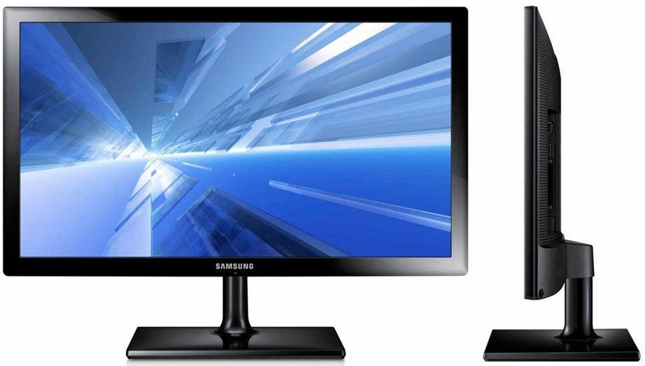 Samsung T27C350EW   27 Zoll FullHD TV und Monitor mit duo Tuner für 199€