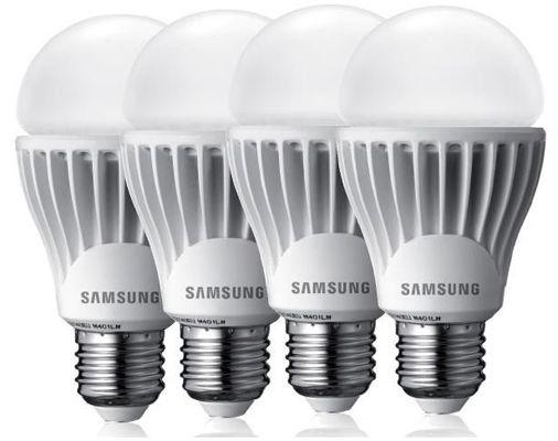 Samsung Classic A LED Birnen (4 Stück, 10,8W, Warm weiß) für 19,90€