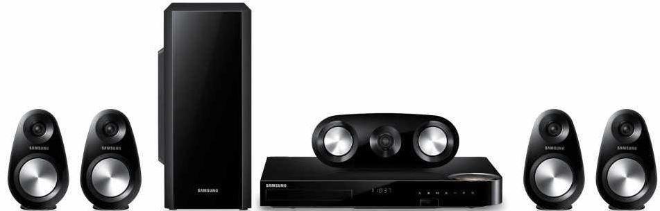 Samsung HT F6500 Samsung HT F6500   5.1 Blu ray Heimkinoanlage 278,79