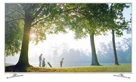Samsung UE48H6410   48 Zoll 3D LED Fernseher (WLAN, Triple Tuner, Sprachsteuerung) für 585€