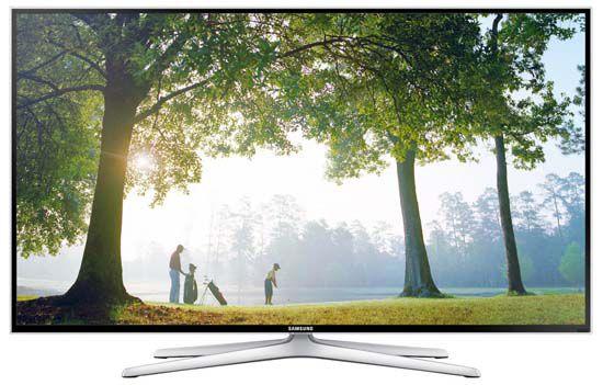 Samsung UE55H6470   55 Zoll 3D LED Fernseher mit WLAN und Triple Tuner für 699€
