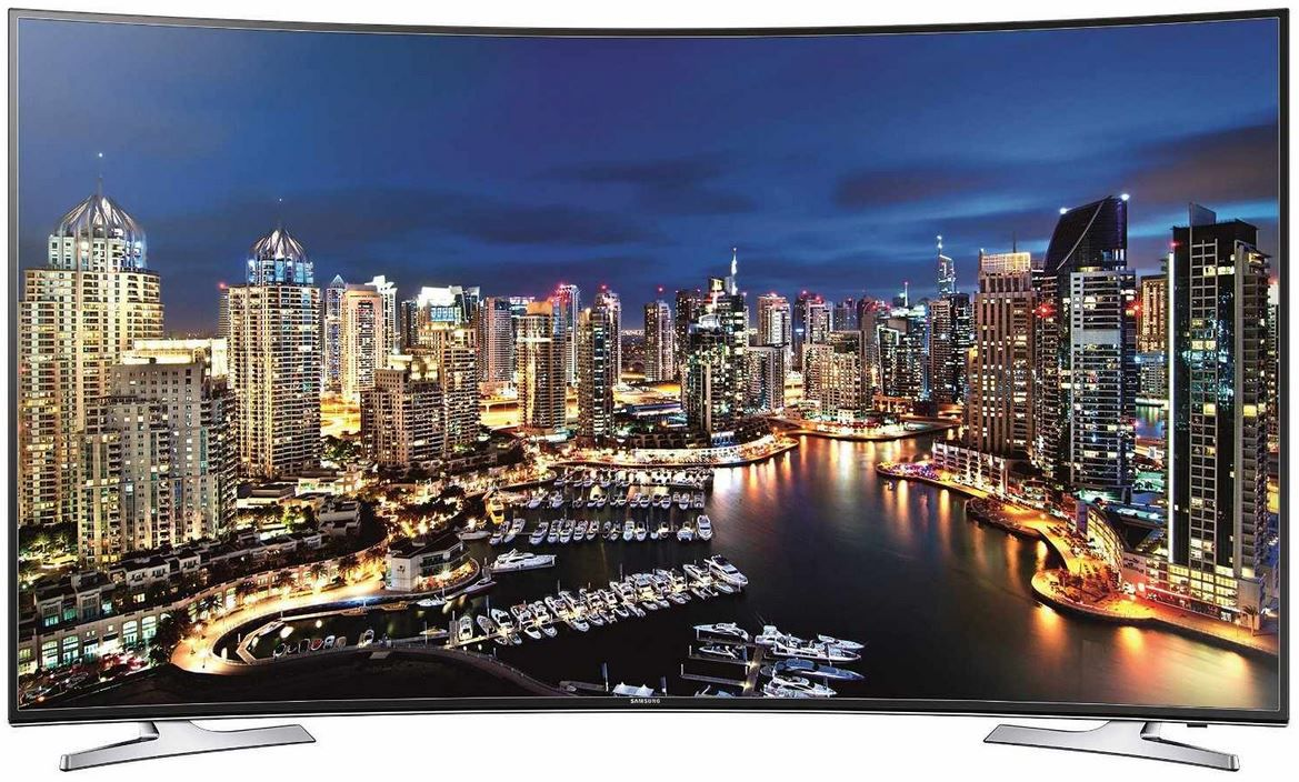 Samsung Ue65hu7100 65 Zoll Ultrahd Curved Tv Für 1799 Update