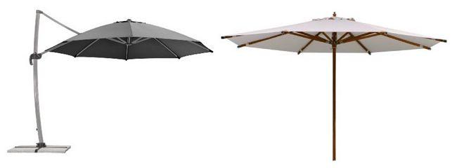 Reduzierte Schneider Sonnenschirme bei Amazon   z.B. Schneider 640 76 HARLEM Sonnenschirm für 62€ statt 100€