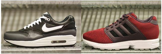 Solehunters Schuhe 25% Rabatt auf ALLES bei Solehunters – z.B. Nike Air Max ab knapp 100€