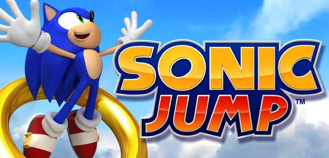 Sonic Jump Sonic Jump für Android kostenlos bei Amazon downloaden