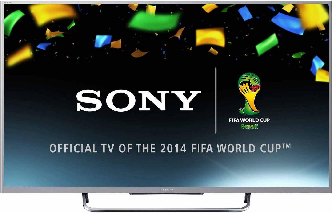 Sony KDL 55W815B   55 Zoll 3D Smart TV mit Triple Tuner für 849€   Update!