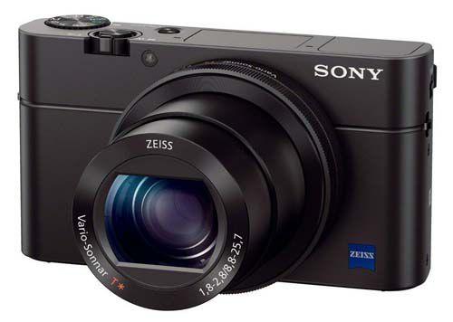 Sony Cyber Shot DSC RX100 Mark III für 424,32€ (statt 475€)