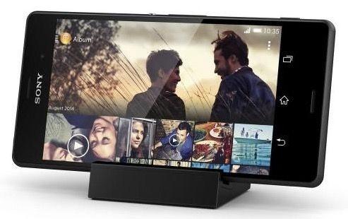 Sony Dockingstation DK48 Sony Dockingstation DK48 für Sony Xperia Z3 (Bulk Ware) für 19,89€