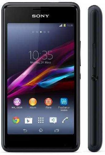 Sony Xperia E Sony Xperia E1   Einsteiger Smartphone ab 69€