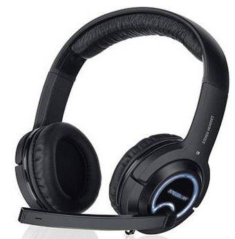 Speedlink Xanthos Stereo Gaming Headset (PS 3/4, Xbox 360, PC) für 16,99€ (statt 40€)