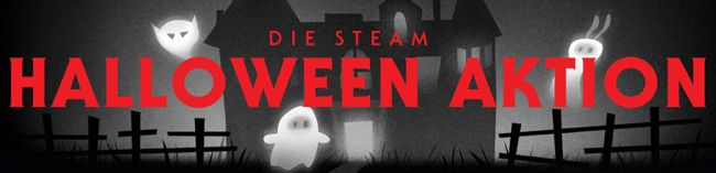 Steam Halloween Sale Steam Halloween Sale mit Rabatten von bis zu 90%