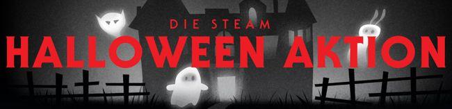 Steam Halloween Sale mit Rabatten von bis zu 90%