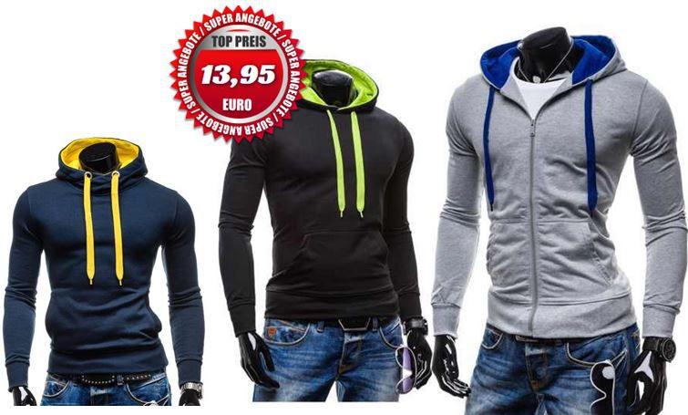 Stegol STEGOL   Herren Hoodies neue Modelle bis Größe XXL für je 13,95€   wieder da!