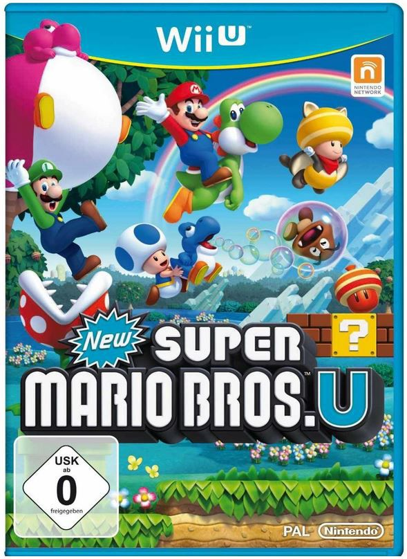 New Super Mario Bros. U   Wii U für 18,99€   Update