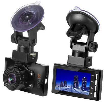 Technaxx TX 21 Full HD GPS Autokamera für 79€ (statt 114€)