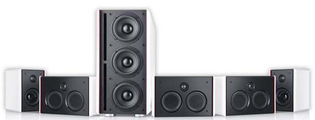Teufel System 4 THX Compact   5.1 Lautsprecher Set für effektiv 560€ (Preisvergleich: 975€)