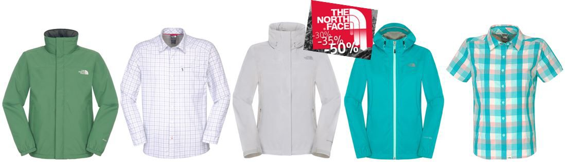 The North Face Sale bei Globetrotter mit Rabatten bis zu 50%   z.B.The North Face Galaxy Jacket statt 80€ für 47,95€   Update