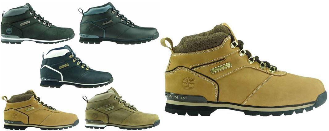Timberland Timberland Splitrock   Herren Boots 5 Modelle für je Paar 79,99€