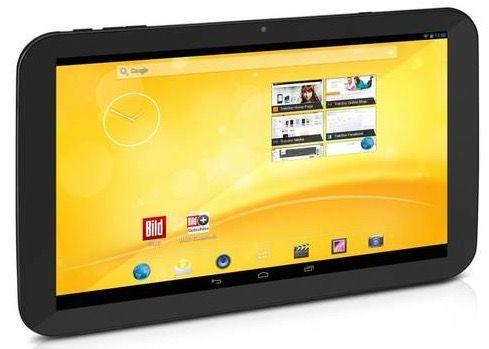 TrekStor Volks Tablet 2   10 Zoll Tablet mit WLAN, 3G und 16GB für 149,90€