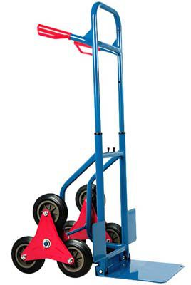 Treppen Sackkarre Treppen Sackkarre bis zu 200kg für 39,99€ (statt 60€)