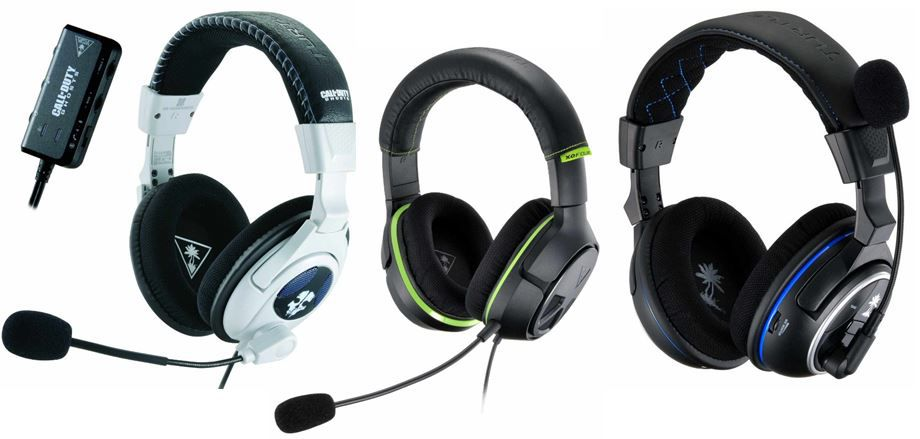 Turtle Beach Ear Force XO7: Xbox One Gaming Headset statt 141 für 119€ + andere Turtle Beach Ear Force Angebote   Update