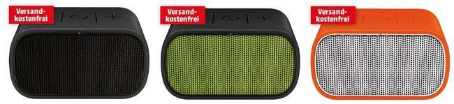 Ultimate Ears UE Mini BOOM Lautsprecher in verschiedenen Farben für je nur 39€