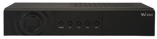 VU+ Linux Solo HD PVR Satelliten Receiver (HDMI, Scart Anschluss, 2x USB 2.0) für 134€
