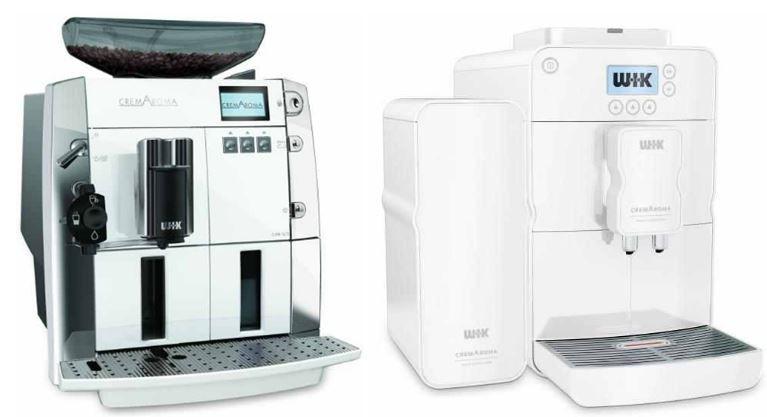 WIK   Kaffeevollautomaten und Espressomaschinen ab 249€