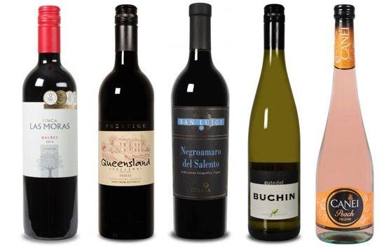10€ Gutschein ohne MBW für alle Weine bei Weinvorteil