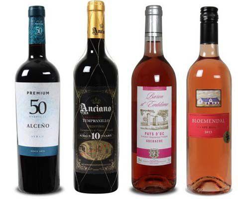 50% Rabatt auf ALLE nicht reduzierten Weine aus 9 Ländern bei Weinvorteil