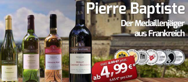 Weinvorteil: 15€ Gutschein mit nur 25€ MBW   nur für Neukunden!