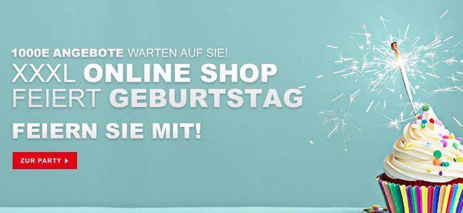 XXXL Shop XXXL Shop: Für mind. 150€ bestellen und 50€ Gutschein einlösen