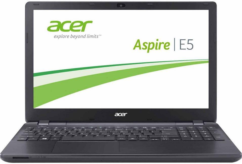 Acer Aspire E5 551G T7GR   15,6 Zoll Notebook mit 8GB Speicher, 500GB und AMD Radeon R7 für 449€