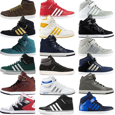 adidas Originals High Top Sneaker adidas Originals High Top Sneaker   21 verschiedene Modelle für je nur 69,95€