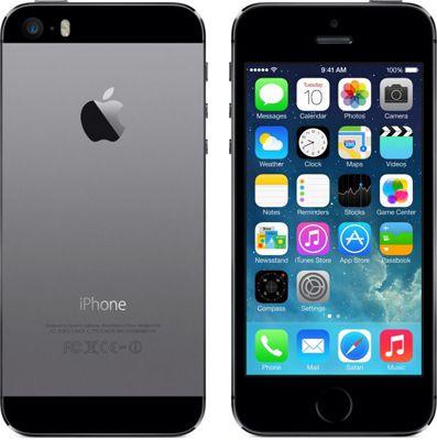 Apple iPhone 5S 64GB in Gold, Spacegrau oder Silber für 369€   B Ware!